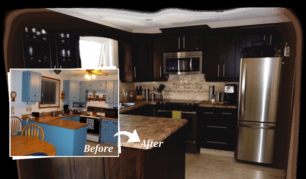 Renewed Kitchens